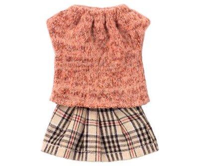 Schotse rok met chemise