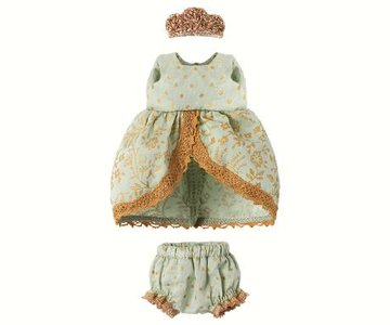 Maileg Princess dress green